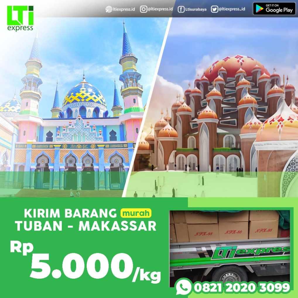 Cargo Murah Tuban Makassar