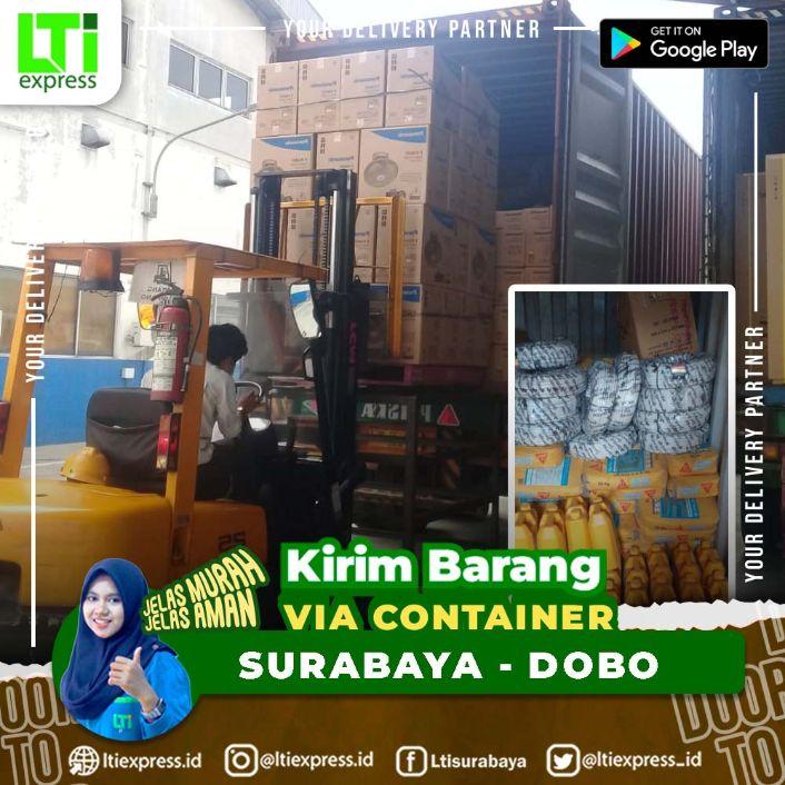 container surabaya dobo