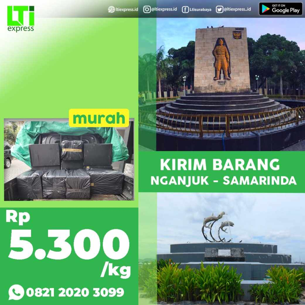 Cargo Murah Nganjuk Samarinda