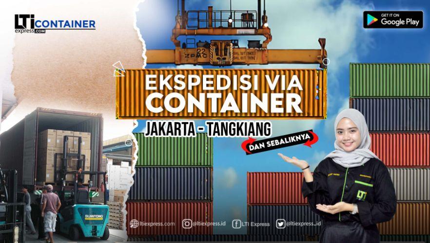 ekspedisi container jakarta tangkiang
