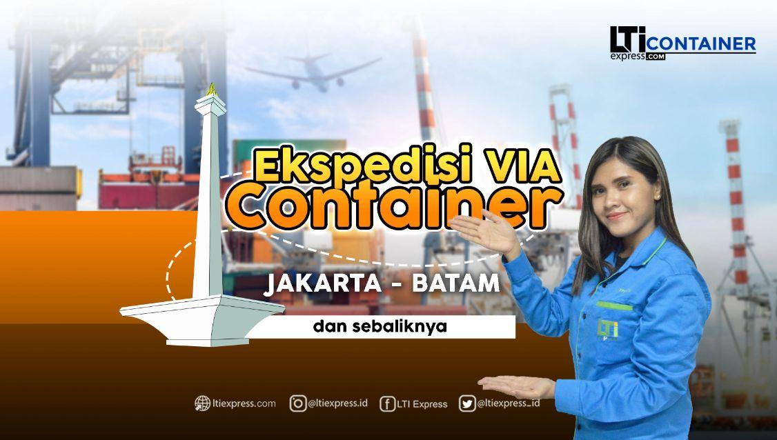ekspedisi container jakarta batam